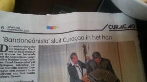 recensie Curacao