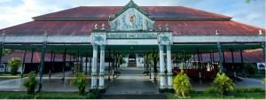 Yogyakarta paleis