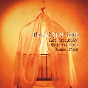 """De single """"Nu dat jij er bent"""" uit 2003"""
