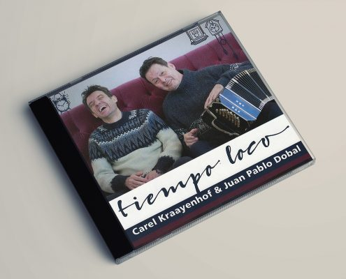 CD Dwaze Tijd / Tiempo Loco
