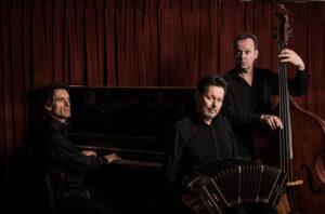 Carel Kraayenhof, Juan Pablo Dobal en Jaap Branderhorst