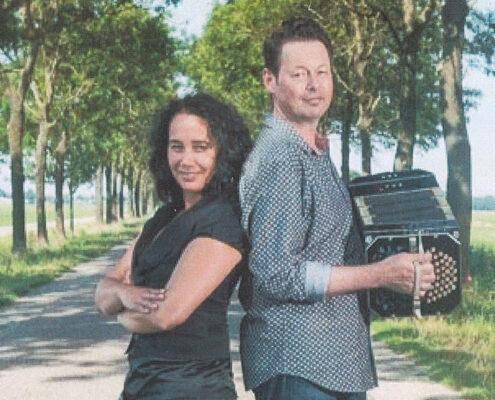 Carel Kraayenhof en Thirza Lourens