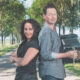 Carel Kraayenhof en Thirza Lourens